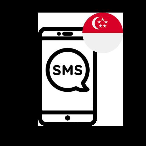 sms to singapore